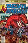 Cover for Devil Dinosaur (Marvel, 1978 series) #5