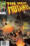 The New Mutants #22