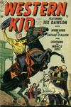 Cover for Western Kid (Marvel, 1954 series) #1