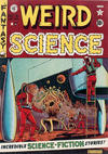 Cover for Weird Science (EC, 1951 series) #8