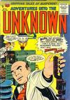 Cover for Adventures into the Unknown (American Comics Group, 1948 series) #62