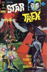 Cover Thumbnail for Star Trek (Western, 1967 series) #28