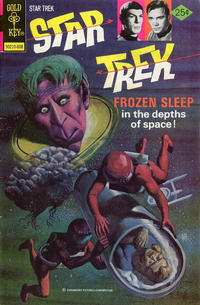 Cover Thumbnail for Star Trek (Western, 1967 series) #39