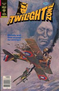 Cover Thumbnail for The Twilight Zone (Western, 1962 series) #85 [Gold Key]