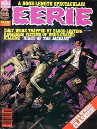 Cover for Eerie (Warren, 1966 series) #115