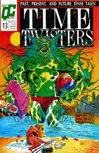 Cover Thumbnail for Time Twisters (Fleetway/Quality, 1987 series) #13