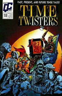 Cover Thumbnail for Time Twisters (Fleetway/Quality, 1987 series) #18