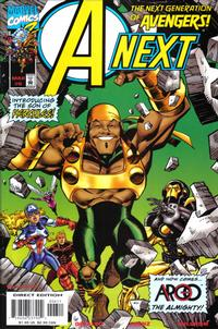 Cover Thumbnail for A-Next (Marvel, 1998 series) #6