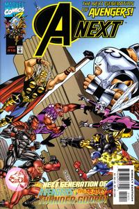 Cover Thumbnail for A-Next (Marvel, 1998 series) #10
