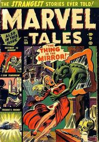 Cover for Marvel Tales (1949 series) #104