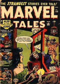 Cover Thumbnail for Marvel Tales (Marvel, 1949 series) #108