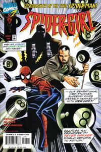 Cover Thumbnail for Spider-Girl (Marvel, 1998 series) #8