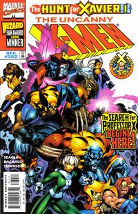 Cover Thumbnail for The Uncanny X-Men (Marvel, 1981 series) #362 [Direct Edition]
