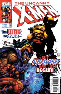 Cover Thumbnail for The Uncanny X-Men (Marvel, 1981 series) #368 [Direct Edition]