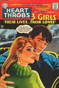 Cover Thumbnail for Heart Throbs (DC, 1957 series) #109