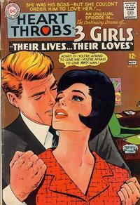 Cover for Heart Throbs (DC, 1957 series) #110