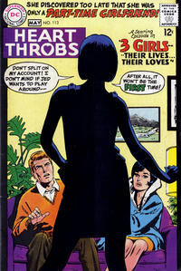 Cover Thumbnail for Heart Throbs (DC, 1957 series) #113