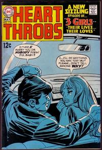 Cover Thumbnail for Heart Throbs (DC, 1957 series) #119