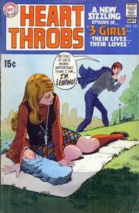 Cover Thumbnail for Heart Throbs (DC, 1957 series) #121