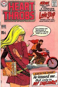 Cover Thumbnail for Heart Throbs (DC, 1957 series) #124