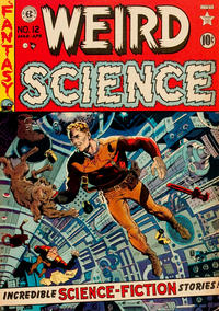 Cover Thumbnail for Weird Science (EC, 1951 series) #12