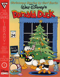 Cover Thumbnail for The Carl Barks Library of 1940's Donald Duck Christmas Giveaways in Color (Gladstone, 1992 series) #1