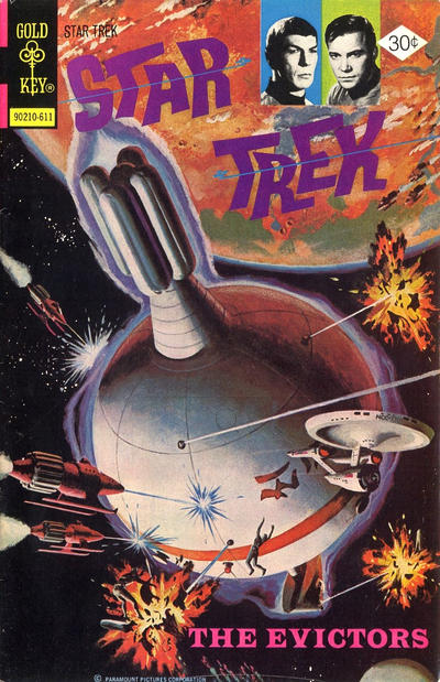 Cover for Star Trek (Western, 1967 series) #41