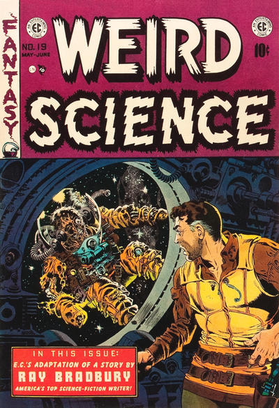 Cover for Weird Science (1951 series) #19