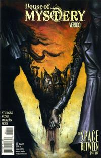 Cover Thumbnail for House of Mystery (DC, 2008 series) #11