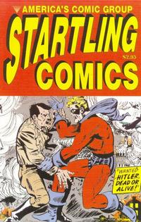 Cover Thumbnail for Startling Comics (Avalon Communications, 1999 series) #1