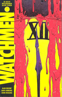 Cover Thumbnail for Watchmen (De Vliegende Hollander, 2009 series) #[nn]