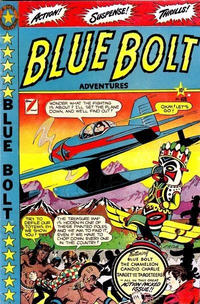 Cover Thumbnail for Blue Bolt (Star Publications, 1949 series) #103