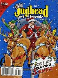 Cover Thumbnail for Jughead & Friends Digest Magazine (Archie, 2005 series) #35