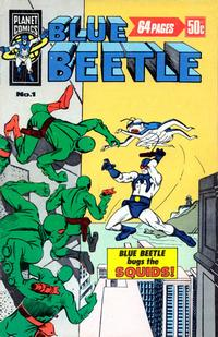 Cover Thumbnail for Blue Beetle (K. G. Murray, 1978 series) #1