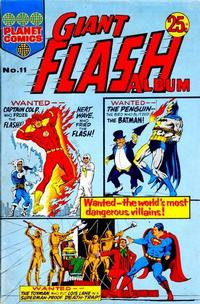 Cover for Giant Flash Album (1965 series) #11