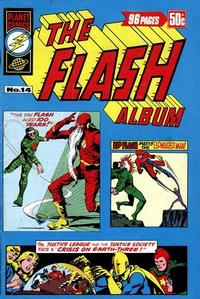 Cover Thumbnail for The Flash Album (K. G. Murray, 1976 series) #14