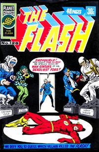Cover Thumbnail for The Flash (K. G. Murray, 1975 ? series) #128