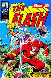 Cover Thumbnail for The Flash (K. G. Murray, 1975 ? series) #143