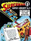 Cover for Superman Super Library (K. G. Murray, 1964 series) #11