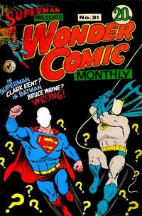 Cover Thumbnail for Superman Presents Wonder Comic Monthly (K. G. Murray, 1965 ? series) #31