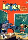 Cover for Batman (K. G. Murray, 1950 series) #9