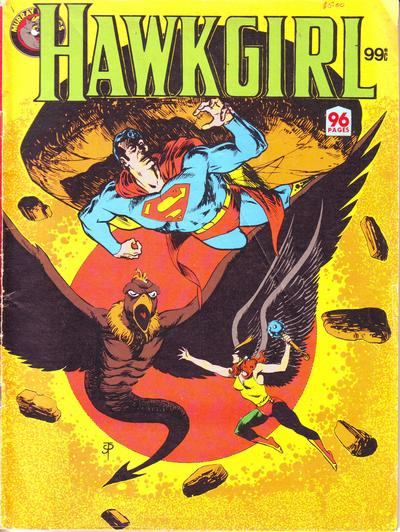Cover for Hawkgirl (1982 series) #[nn]