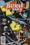 Cover for Batman: Año 3 (Zinco, 1990 series) #1
