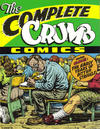 Cover for The Complete Crumb Comics (Fantagraphics, 1987 series) #1 [1st-3rd printings] - The Early Years of Bitter Struggle