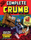 Cover for The Complete Crumb Comics (Fantagraphics, 1987 series) #16 - The Mid-1980s: More Years of Valiant Struggle