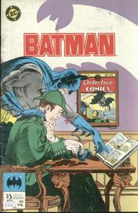Cover Thumbnail for Batman (Zinco, 1987 series) #10