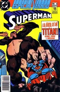 Cover Thumbnail for Especial Superman (Zinco, 1987 series) #6