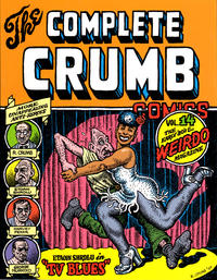 Cover Thumbnail for The Complete Crumb Comics (Fantagraphics, 1987 series) #14 - The Early &#39;80s &amp; Weirdo Magazine