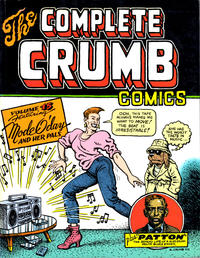 Cover Thumbnail for The Complete Crumb Comics (Fantagraphics, 1987 series) #15 - Mode O'Day and Her Pals