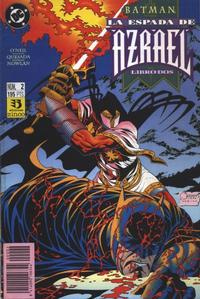 Cover Thumbnail for Batman: La espada de Azrael (Zinco, 1993 series) #2